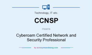 CCNSP | TMB Learning